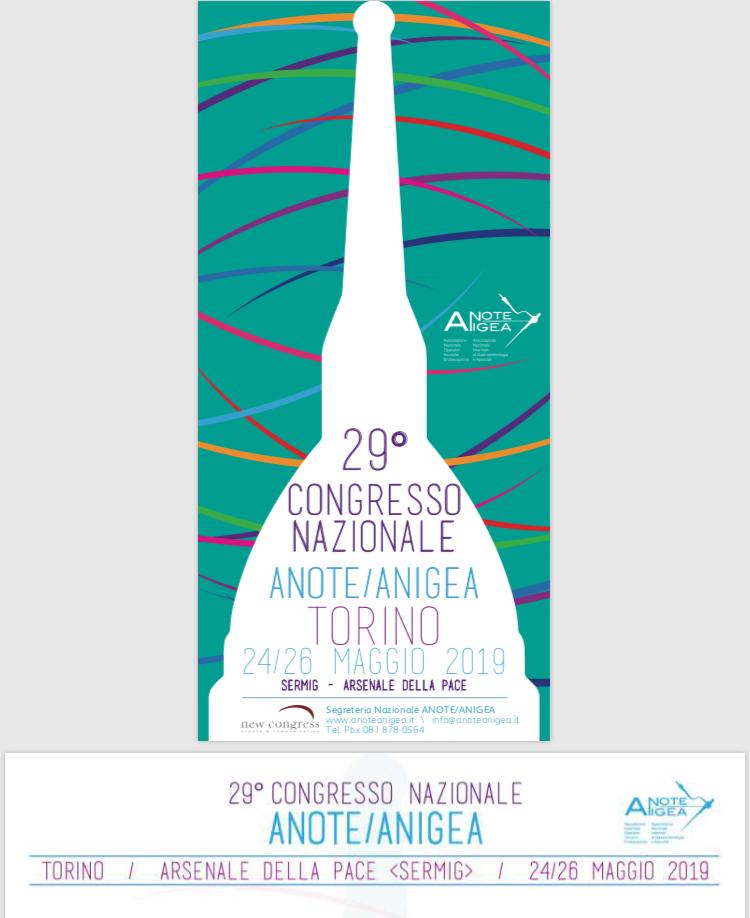 29° Congresso Nazionale ANOTE/ANIGEA