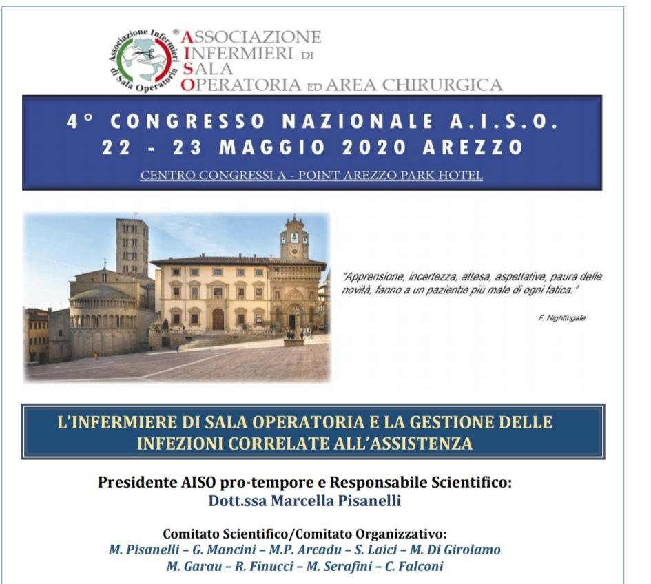 IV° Congresso Nazionale A.I.S.O.